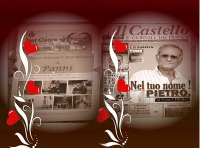 i due giornali trimestrali di Panni